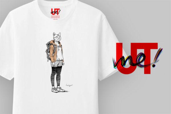 UTme!マーケットでTシャツを販売開始しました。